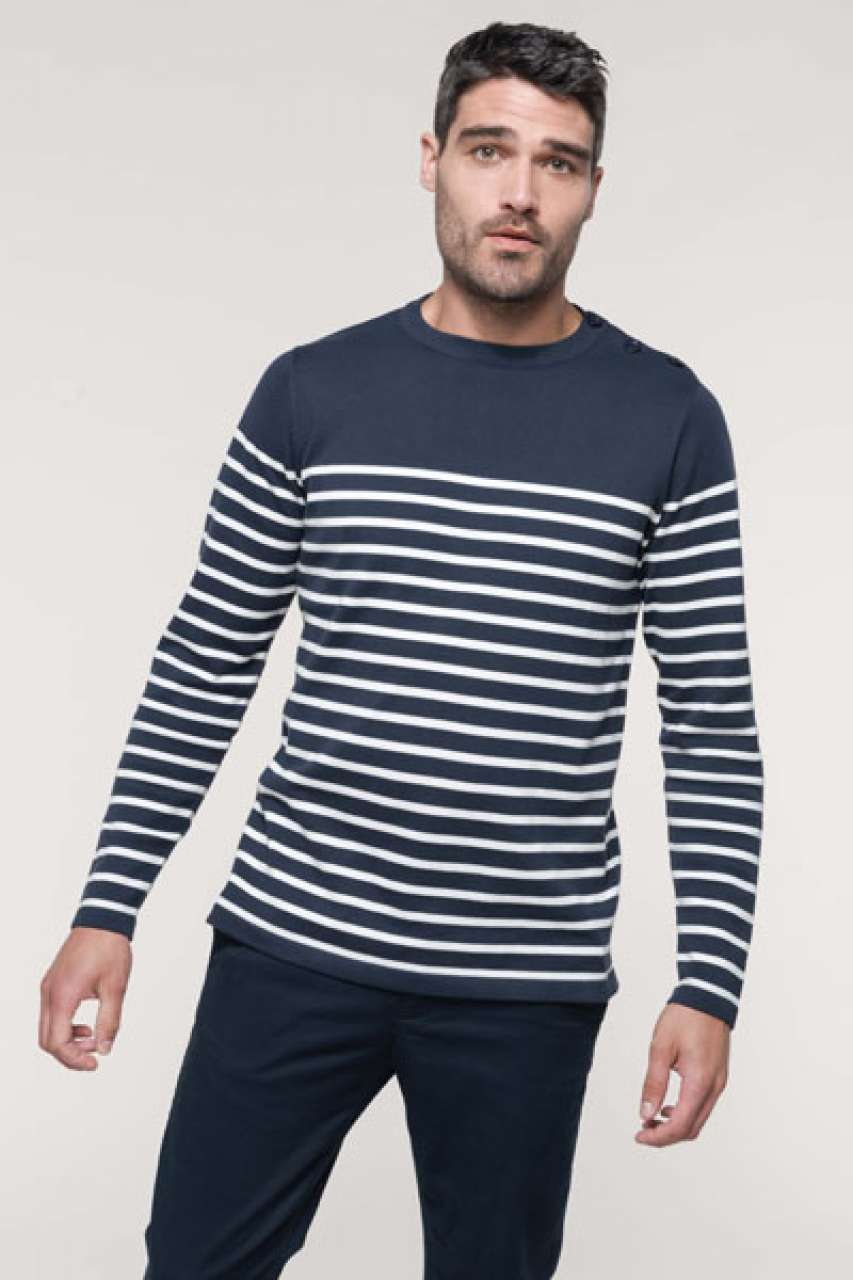 MEN'S SAILOR JUMPER
