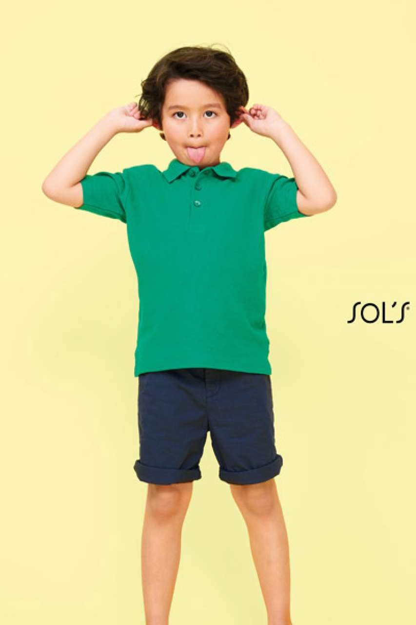 SUMMER II KIDS' POLO SHIRT