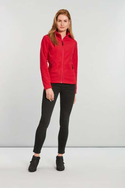 HAMMER LADIES MICRO-FLEECE JACKET