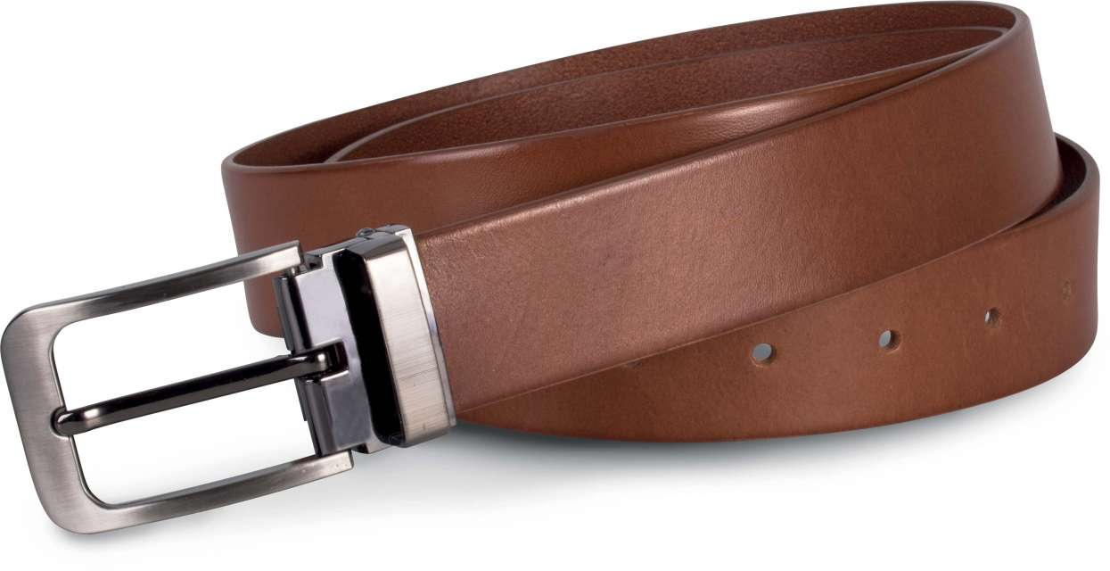 CLASSIC LEATHER BELT - 35MM